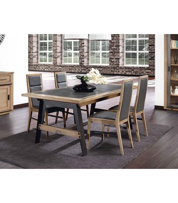 Table salle à mange style atelier