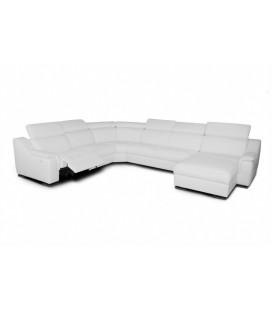 Canapé d'angle modulable ATLANTICO